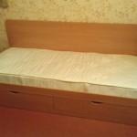 Мягкая накладка на кровать